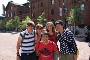 超短期カナダ留学